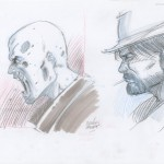 Recherche de personnages par S. Cholet