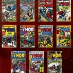 Thor 1964 covers