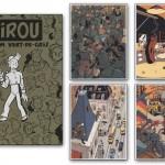 Couverture et ex-libris du coffret  Bruno Graff (2010) contenant un double tirage limité (420 exemplaires)