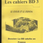 cahiers BD 1