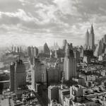 Vue de New York le 15 decembre 1931, par Samuel H. Gottscho.