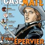 Prépublication de quelques planches dans Casemate n°61 (juillet-août 2013)