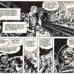 « Ozono » dans Comic Art.