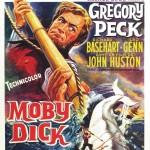 Affiche américaine (J. Huston, 1956)