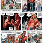« Burton et Cyb » traduit en France chez Comics USA.