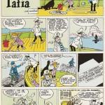 « Captain Tafia » , version Record, traduit en espagnol.