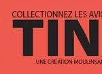 Tintin avion