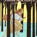 1er plat des 1ère et 2ème éditions du tome 1 de Plume au vent (Dargaud 1995 et 2000)