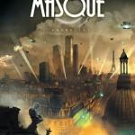 """Couverture de """"Masqué"""" T1 (Delcourt, 2012)"""