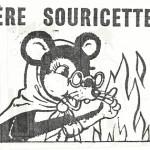 « Souricette » dans Fripounet et Marisette, en 1952.
