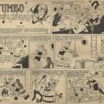 « Youmbo, fakir birman » dans O.K, en 1950.