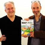 Didier Conrad et Jean-Yves Ferri, potion magique d'auteurs !