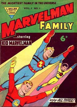 28a Marvelman Family 1