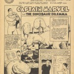 La page 1 de Captain Marvel 68,