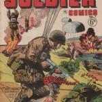 9a Soldier Comics 1
