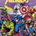 Avengers 1972 cover