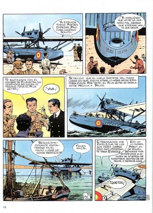 « Imágenes de la Aeronáutica Española ».