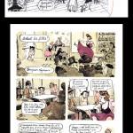 Recherche de case d'après Toulouse Lautrec   planche 10