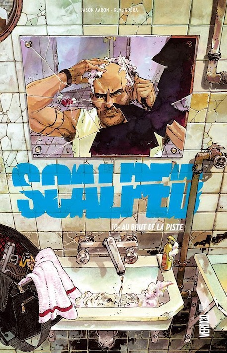 Scalped 10 cover