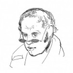 Portrait de RodolpheTöpffer.