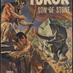 Turok, Son of Stone n° 12, Juin 1958 (Dell Publishing).
