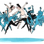 Un ballet pour Moderne Olympia