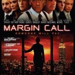 Jaquette américaine pour Margin Call