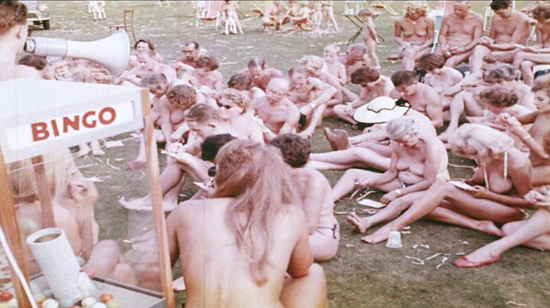 Une scène nudie de « Nudes of the World ».