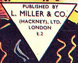 Le nouveau sigle Miller & Co. (Hackney) Ltd.