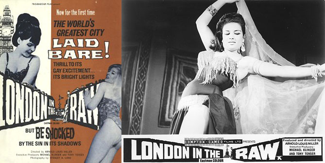 London in the Raw (1964).