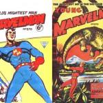 Les derniers numéros de Marvelman et Young Marvelman.