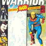 Marvelman dans Warrior.