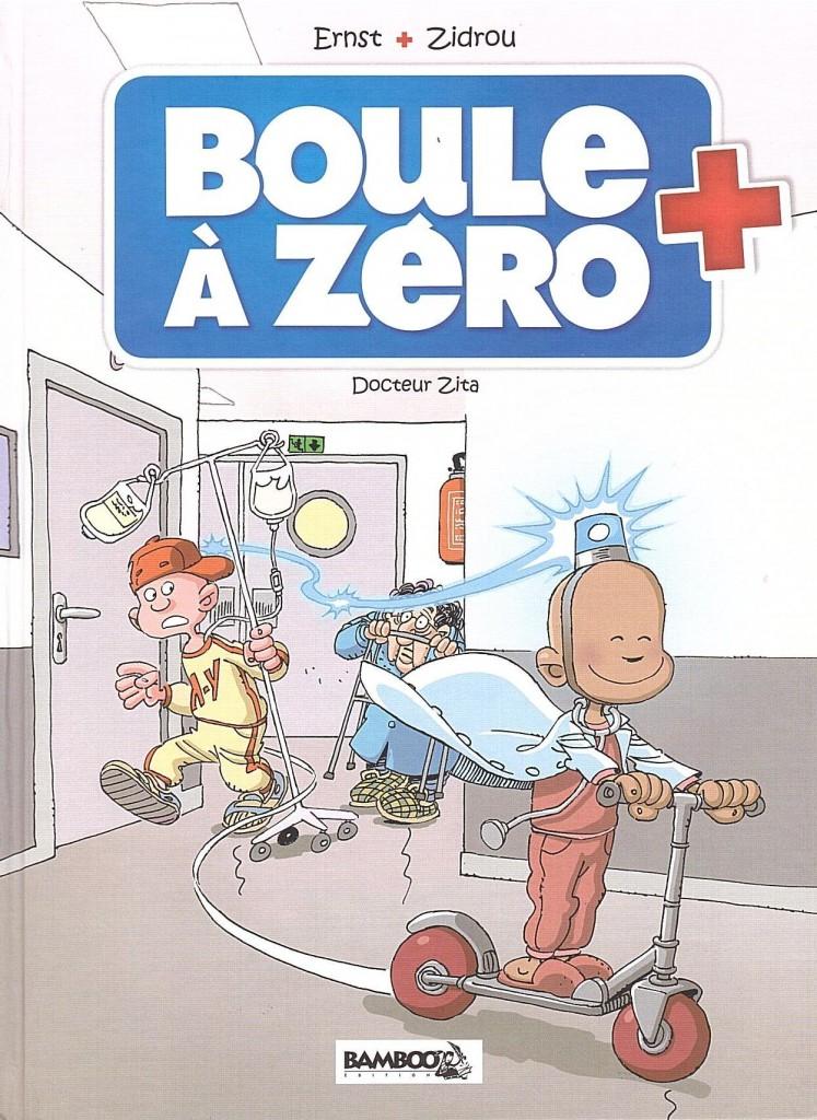 Boule à zéro tome 3 couverture
