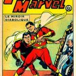 Capitaine Marvel n°51 (SAGE), avec une couverture de Pierre Frisano.