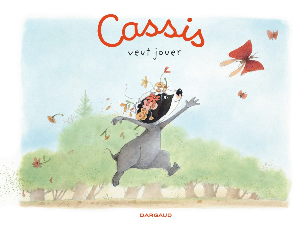 Cassis tome 1 couverture
