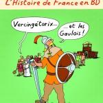 L'Histoire de France en BD Vercingétorix et les Gaulois