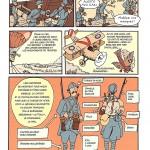 L'Histoire de France en BD tome 4 1914 1918 page 15