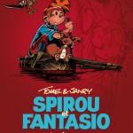 Spirou et Fantasio 15 couv