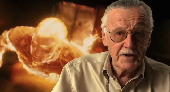 Stan Lee : Excelsior, bien sûr !