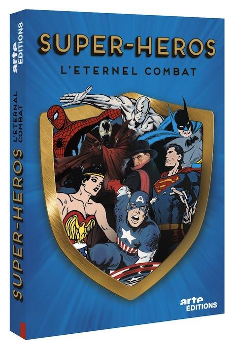 Super-heros Arte
