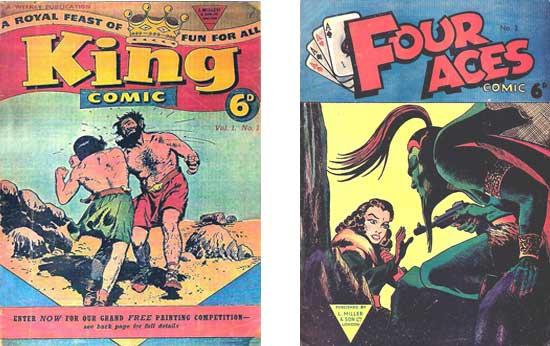king-comics-Four-Aces