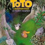 toto l'ornithorynque couverture