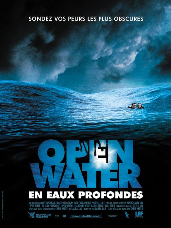 Affiche pour le film Open Water (2003)