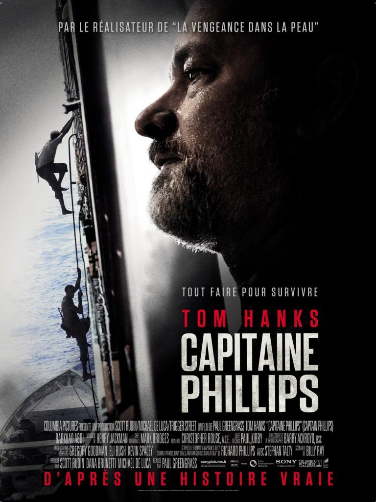 Affiche française pour Capitaine Phillips (2013)