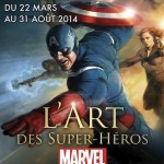 Expo Marvel art ludique