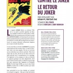 Joker Anthologie 1