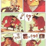 La Belle et la Bête page 13