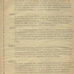 Extrait d'un tapuscrit destiné à la rubrique illustrée La Selve et publiée dans les quatre premiers numéros de Pilote.