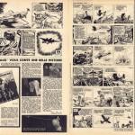 « Le Plus aimé des pilotes : Saint-Exupéry » publié dans le n° 52 du 20 octobre 1960 de Pilote.