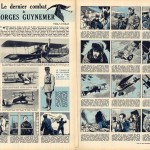 « Le Dernier Combat de Georges Guynemer » dans Pilote n° 9.